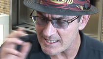 Charlie Sheen -- I Didn't Trash That Hotel Room!