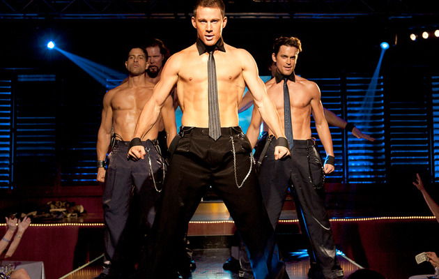 """Magic Mike"": See Sexy Stripteases In Behind-the-Scenes Clips!"