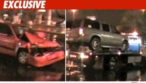 Flavor Flav in Las Vegas Car Crash