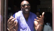 Terrell Owens: I Belong with Halle Berry