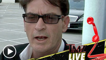 Charlie Sheen -- Hotel Rager Story Is 'MALARKEY'