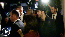 Robert Pattinson -- SHUT OUT of Justin Bieber and Katy Perry's Party Bus