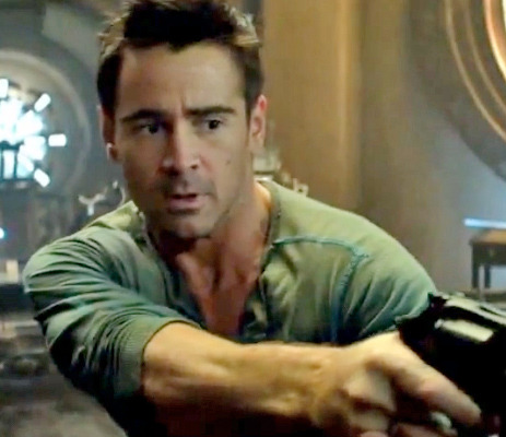"New ""Total Recall"" Trailer: More Action & Three-Breasted Women!"