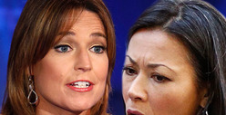 Savannah Guthrie to Take Ann Curry's Chair TOMORROW