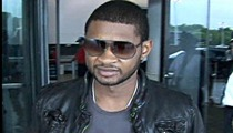 Usher -- I'm Being Stalked ... She Thinks We're MARRIED