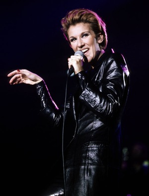 Celine Dion Performance Pictures!