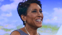 Robin Roberts -- 'GMA' Planning A-List Subs While She's Gone