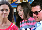 Katie Holmes Has East Coast Advantage in Custody