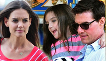 Katie Holmes Has East Coast Advantage in Custody War with Tom Cruise