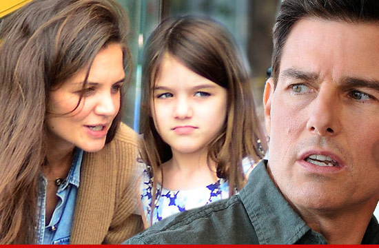 Tom Cruise Divorce -- ...