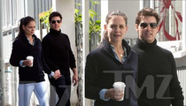 Tom Cruise & Katie Holmes -- Holding Hands in Iceland ... 2 WEEKS AGO