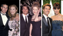 Tom Cruise's Wives -- Mimi Rogers vs. Nicole Kidman vs. Katie Holmes: Who'd You Rather?