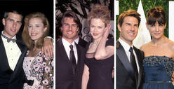 Tom Cruise&#039;s Wives -- Mimi Rogers vs. Nicole Kidman vs. Katie Holmes: Who&#039;d You Rather?