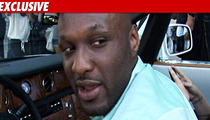 Lamar Odom -- Odd Man Out in Spain