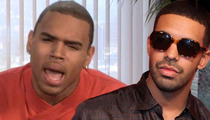 Chris Brown -- Drops Diss Song about Drake