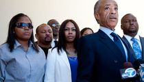 Rodney King Funeral -- Rev. Sharpton Calls Him 'Symbol of Forgiveness'