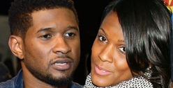 Usher -- Ex Plans to Use Stalker Against Him in Custody Battle