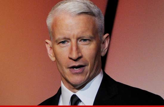 Anderson Cooper ... The fact is, I am gay.