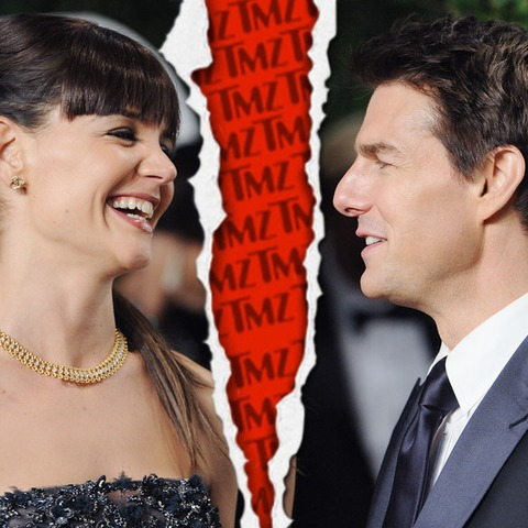 Katie Holmes filed for divorce from Tom Cruise in June 2012