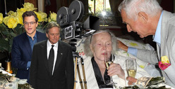 Matt Damon &amp; Michael Douglas -- We&#039;re Taking Over Casa von Ahole