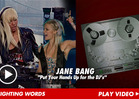 Paris Hilton -- SLAMMED by DJ in Nightclub Diss Track