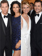 Matthew McConaughey & Claire Danes Expecting Babies ... Not Together