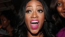 Rapper Trina -- More Power to Frank Ocean ... Gay Is Okay!