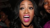 Rapper Trina -- More Power to Frank Ocean ... Gay Is Okay!