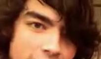 Joe Jonas Goes for the Older Chick
