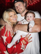 Jessica Simpson Shares Cute Family Photo