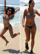 Nicole Scherzinger Hits the Beach in Mexico
