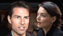 Tom Cruise, Katie Holmes in Divorce Settlement Talks