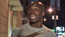 Adrian Peterson Arrested -- NFL Star Busted in Houston