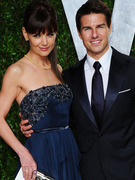 Tom Cruise and Katie Holmes Reach Divorce Settlement