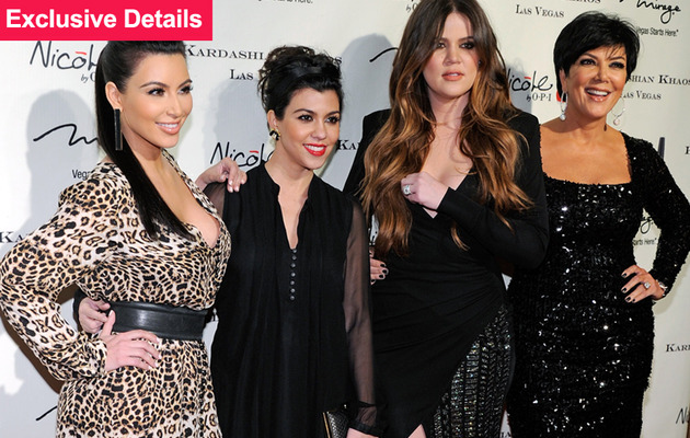 Exclusive: Kourtney Kardashian's Sisters All There for Penelope's Birth