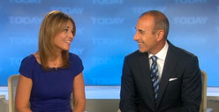 Savannah Guthrie Officially Co-Anchor on 'Today' -- Matt Lauer Gets Anchor Wood