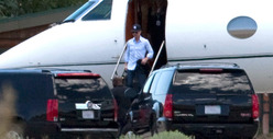 Tom Cruise Lands on His Feet [Photo]