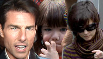 Tom Cruise and Katie Holmes Release Joint Statement -- We're TRYING to Play Nice