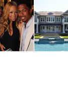 Mariah Carey and Nick Cannon: Hot Hamptons Home