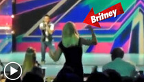 Britney Spears -- I've Got a THING for White Rappers ... Like Vanilla Ice