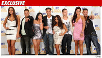 'Jersey Shore' -- The Strike Is Ovah!