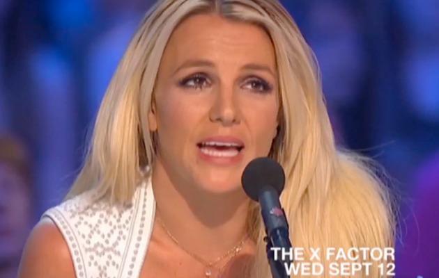 """Britney Spears: Brutally Honest in New """"X Factor"""" Promo!"""