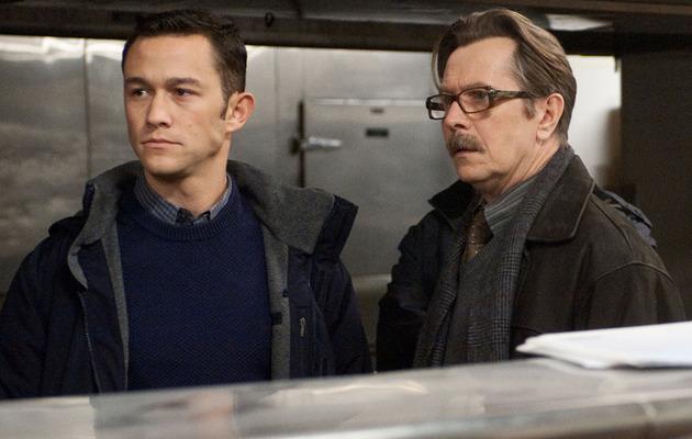 "See Joseph Gordon-Levitt & Gary Oldman In First ""Dark Knight Rises"" Clip"