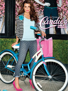 See Lea Michele&#039;s Sassy New Candie&#039;s Ads!