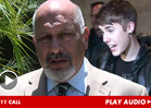 Justin Bieber Car Chase -- L.A. City Councilman's 911