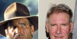 Harrison Ford -- Indiana Jones & the 70th Birthday!