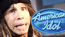 Steven Tyler -- I'm QUITTING 'American Idol'