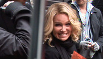 Kristin Chenoweth -- Released From the Hospital