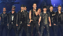 Backstreet Boys & NKOTB -- Stagehand Sues Over Dangerous Man Hole