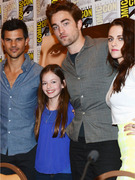 """Twilight"" Takes Over Comic-Con!"